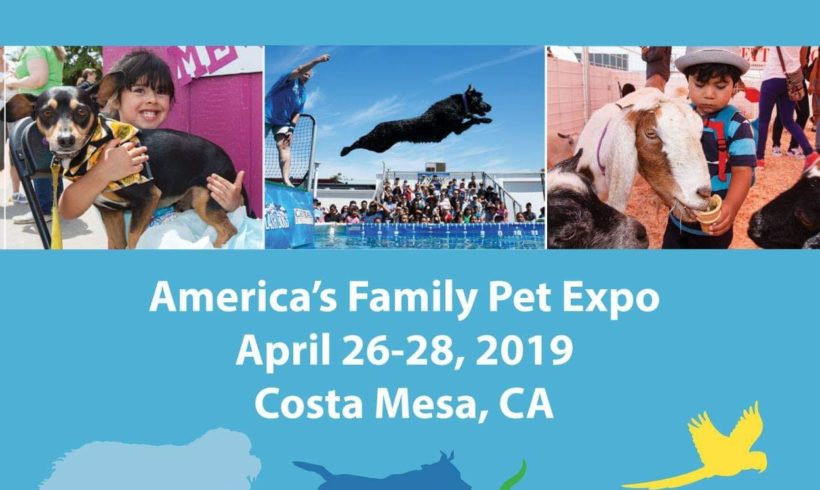 DDS at America's Family Pet Expo!